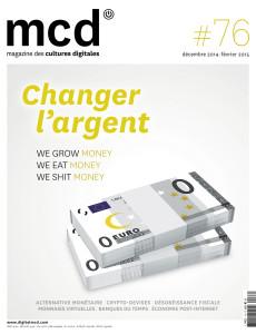mcd - Magazine des cultures digitales #76 - décembre 2014 - fé